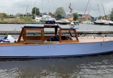 Autoboot / Salonboot / Watertaxi, Motor Yacht  for sale by White Whale Yachtbrokers - Sneek