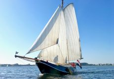 Schokker Akkerman, Flat and round bottom  for sale by White Whale Yachtbrokers - Willemstad