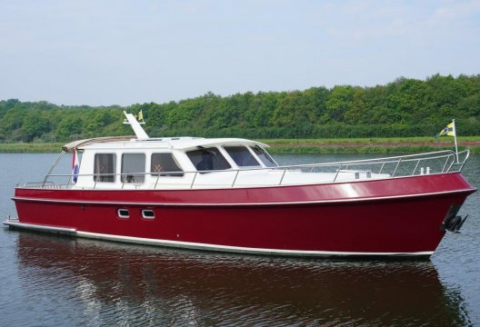 Tyvano Breva 1220, Motorjacht  for sale by White Whale Yachtbrokers - Willemstad