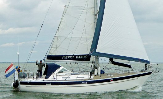 Trident Warrior 40 MK II, Segelyacht for sale by White Whale Yachtbrokers - Willemstad