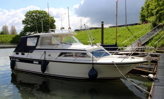 Marco 860 AK, Motoryacht for sale by White Whale Yachtbrokers - Limburg