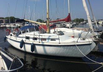 Fellowship 33, Zeiljacht Fellowship 33 te koop bij White Whale Yachtbrokers - Vinkeveen