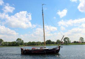 Lemsteraak 10.05 Van Rijnsoever De Boer, Plat- en rondbodem, ex-beroeps zeilend Lemsteraak 10.05 Van Rijnsoever De Boer te koop bij White Whale Yachtbrokers - Limburg