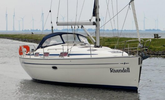 Bavaria 37-3 Cruiser, Segelyacht for sale by White Whale Yachtbrokers - Willemstad