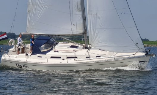 Hanse 371, Segelyacht for sale by White Whale Yachtbrokers - Willemstad