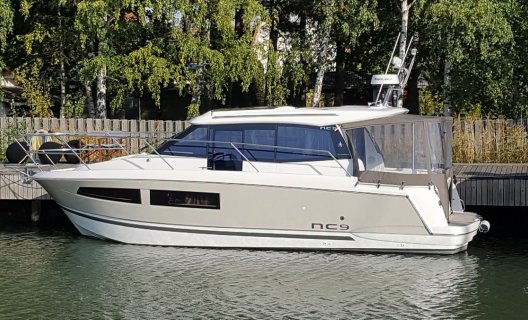 Jeanneau NC 9, Motoryacht for sale by White Whale Yachtbrokers - Finland