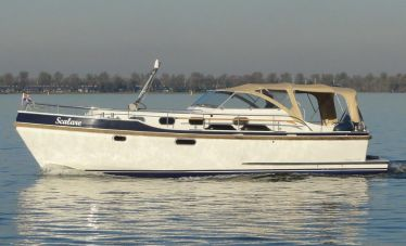 Vedette 10.30 Cabin, Motorjacht  for sale by White Whale Yachtbrokers - Willemstad