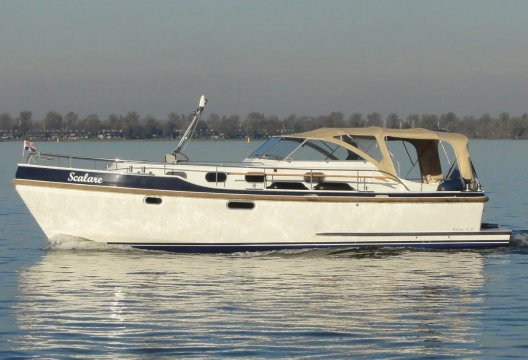 Vedette 10.30 Cabin, Motor Yacht  for sale by White Whale Yachtbrokers - Willemstad