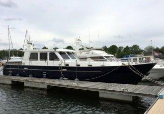 Hemmes Trawler 1500 OK De Luxe, Motorjacht Hemmes Trawler 1500 OK De Luxe te koop bij White Whale Yachtbrokers - Limburg