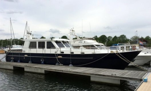Hemmes Trawler 1500 OK De Luxe, Motoryacht for sale by White Whale Yachtbrokers - Limburg