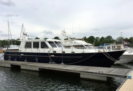 Hemmes Trawler 1500 OK De Luxe, Motor Yacht  for sale by White Whale Yachtbrokers - Limburg