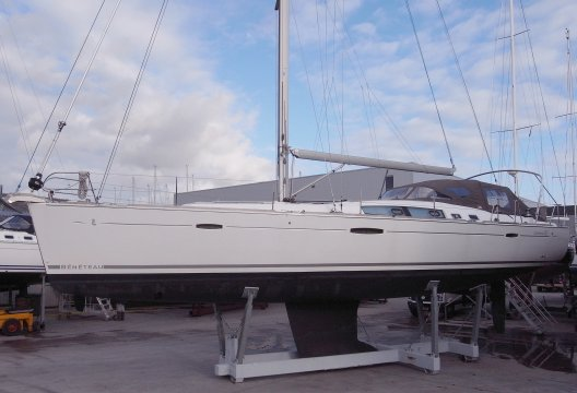 Beneteau Oceanis 50, Zeiljacht  for sale by White Whale Yachtbrokers - Willemstad