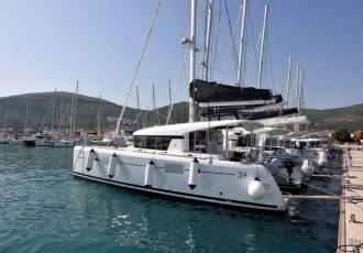 Lagoon 39, Zeiljacht Lagoon 39 te koop bij White Whale Yachtbrokers - Croatia