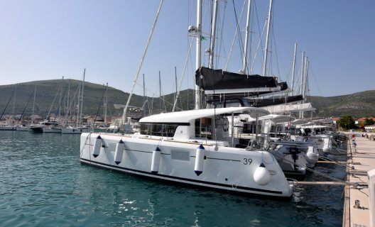 Lagoon 39, Sailing Yacht for sale by White Whale Yachtbrokers - Croatia