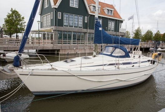 Moody 35, Zeiljacht  for sale by White Whale Yachtbrokers - Enkhuizen