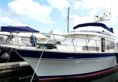 Tarquin Trader 41+2, Motorjacht  for sale by White Whale Yachtbrokers - Willemstad
