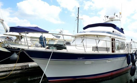 Tarquin Trader 41+2, Motoryacht for sale by White Whale Yachtbrokers - Willemstad