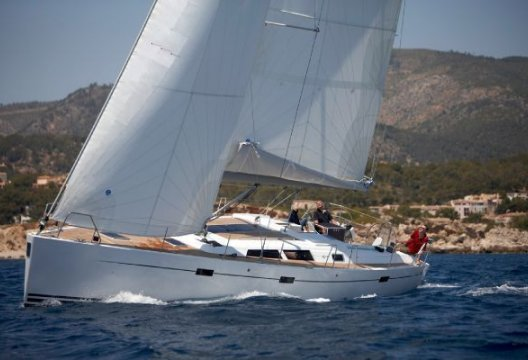 Hanse 470e, Sailing Yacht  for sale by White Whale Yachtbrokers - Belgium