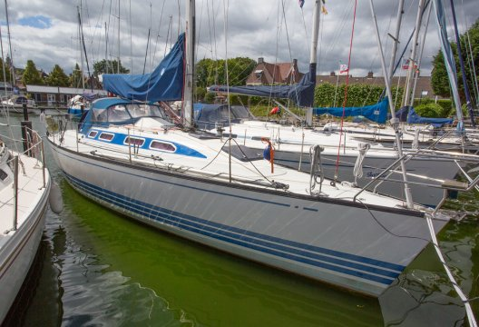 X-Yachts X-362, Zeiljacht  for sale by White Whale Yachtbrokers - Enkhuizen