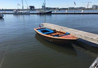 Hollandse Motor Sloep Full Mahonie, Sloep Hollandse Motor Sloep Full Mahonie te koop bij White Whale Yachtbrokers - Vinkeveen
