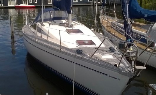 Jeanneau Sunrise 34, Segelyacht for sale by White Whale Yachtbrokers - Willemstad
