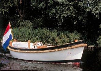 Van Wijk 621 Classic, Sloep Van Wijk 621 Classic te koop bij White Whale Yachtbrokers - Vinkeveen