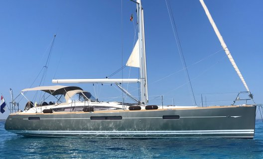 Jeanneau 53, Sailing Yacht for sale by White Whale Yachtbrokers - Willemstad