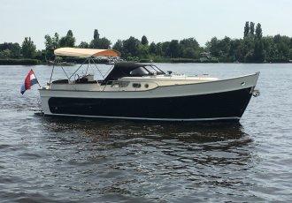 Newport Bass 9.00, Motorjacht Newport Bass 9.00 te koop bij White Whale Yachtbrokers - Vinkeveen