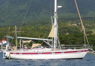 Najad 390, Zeiljacht Najad 390 te koop bij White Whale Yachtbrokers - Willemstad