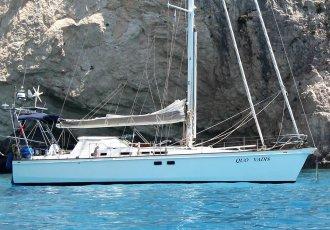Van De Stadt Madeira 13.50, Zeiljacht Van De Stadt Madeira 13.50 te koop bij White Whale Yachtbrokers - Willemstad