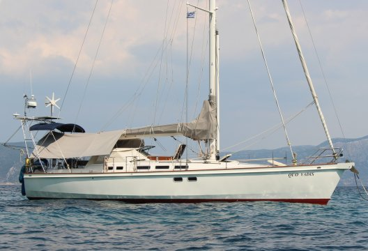 Van De Stadt Madeira 13.50, Sailing Yacht  for sale by White Whale Yachtbrokers - Willemstad