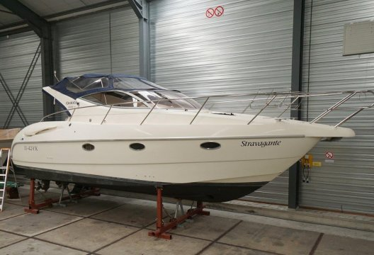 Gobbi 315 SC, Motorjacht  for sale by White Whale Yachtbrokers - Willemstad