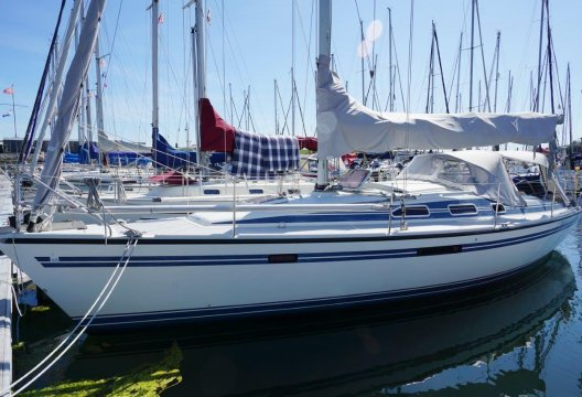 Dehler 35 CWS, Zeiljacht  for sale by White Whale Yachtbrokers - Willemstad