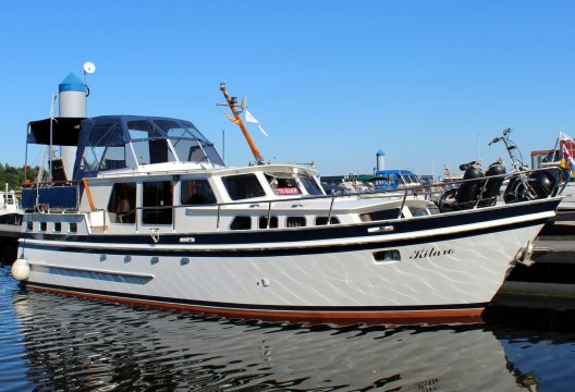 Z-Yacht Curtevenne 1200 AK, Motorjacht  for sale by White Whale Yachtbrokers - Limburg