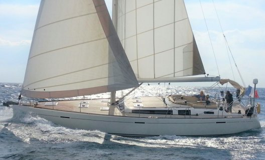 Dufour 525 Grand Large, Sailing Yacht for sale by White Whale Yachtbrokers - Willemstad