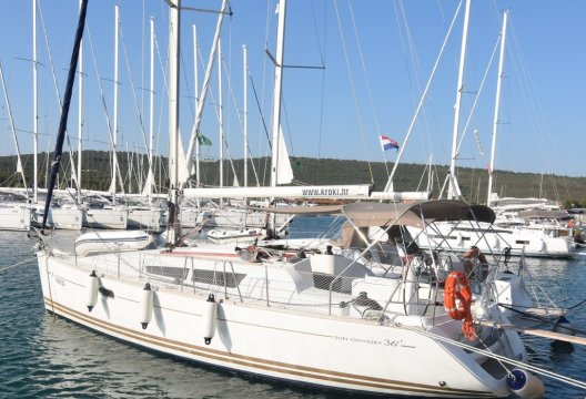 Jeaneau Sun Odyssey 36i, Zeiljacht  for sale by White Whale Yachtbrokers - Croatia