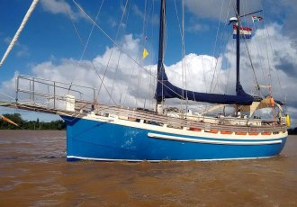 One Off Ketch Colin Archer Double Ender, Zeiljacht One Off Ketch Colin Archer Double Ender te koop bij White Whale Yachtbrokers - Sneek