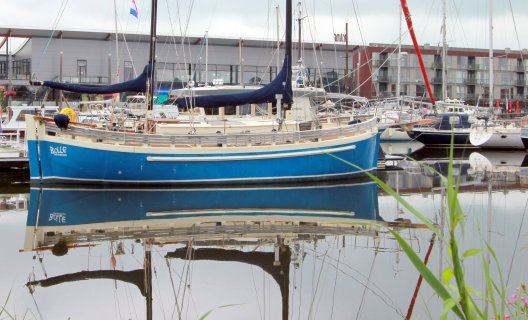 One Off Ketch Colin Archer Double Ender, Segelyacht for sale by White Whale Yachtbrokers - Sneek