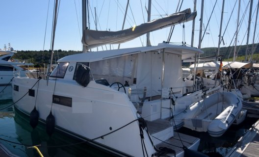 Nautitech 40, Sailing Yacht for sale by White Whale Yachtbrokers - Croatia