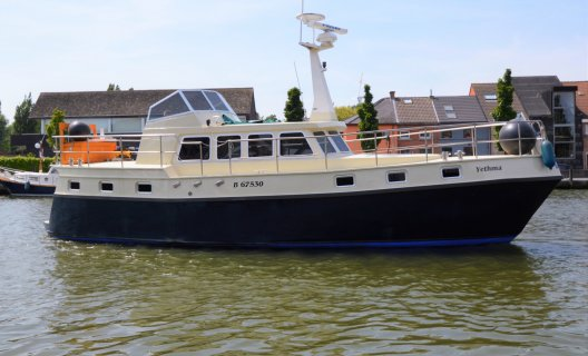 Waldtrautkotter One Off 1200, Motoryacht for sale by White Whale Yachtbrokers - Belgium