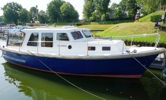 Drammer 935, Motoryacht for sale by White Whale Yachtbrokers - Willemstad