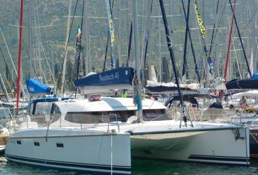 Nautitech 40, Zeiljacht  for sale by White Whale Yachtbrokers - Croatia