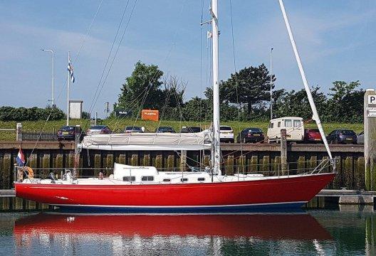 Van De Stadt Rebel 41, Zeiljacht  for sale by White Whale Yachtbrokers - Willemstad