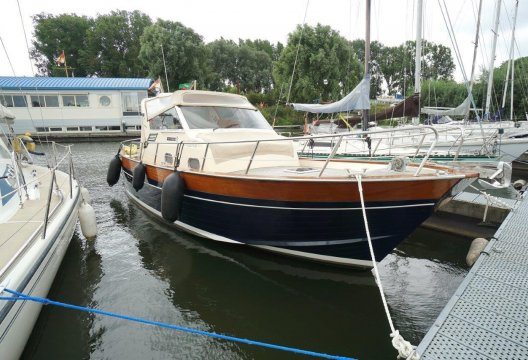 Apreamare 9 Semi-cabinato, Motorjacht  for sale by White Whale Yachtbrokers - Willemstad