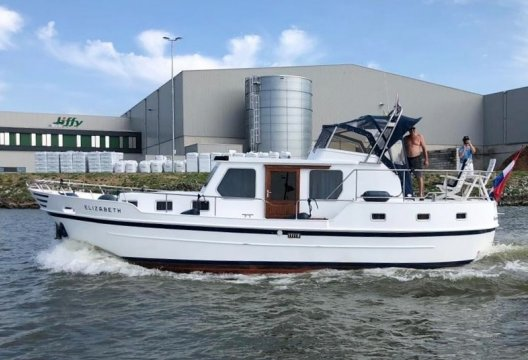 Broesder 11.75 AK, Motorjacht  for sale by White Whale Yachtbrokers - Willemstad