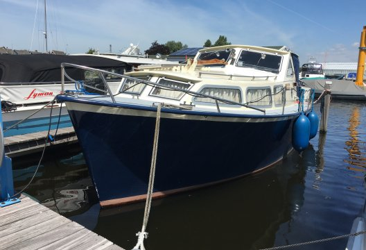 Kok Kruiser 950 OK, Motorjacht  for sale by White Whale Yachtbrokers - Vinkeveen