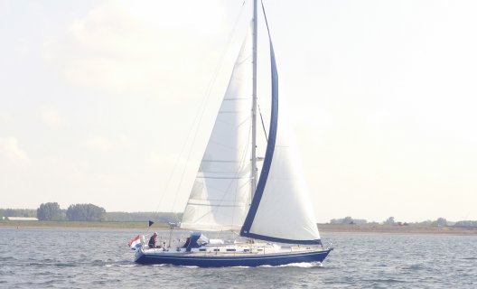 Spirit 41, Segelyacht for sale by White Whale Yachtbrokers - Enkhuizen