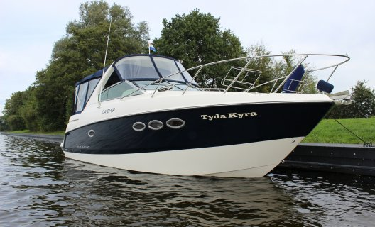 Maxum Motoren 2017 2900 SE, Motoryacht for sale by White Whale Yachtbrokers - Vinkeveen