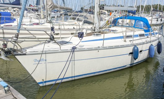 Bavaria 350 C, Segelyacht for sale by White Whale Yachtbrokers - Enkhuizen