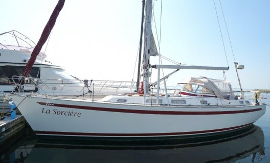 Najad 400, Sailing Yacht for sale by White Whale Yachtbrokers - Willemstad